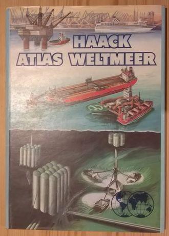 Atlas Weltmeer - Haack - Atlas oceaniczny po niemiecku