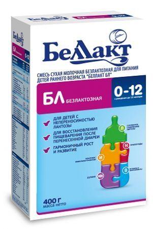 Смесь Беллакт БЛ Беларусь 400 г