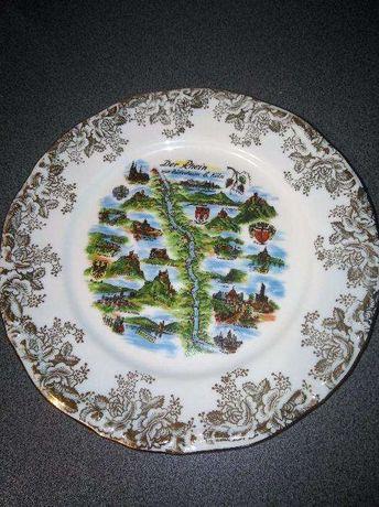 Тарелка коллекционная, декоративная Германия