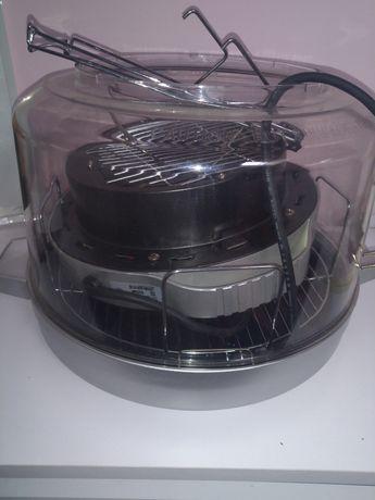 Piekarnik, grill na gorące powietrze.