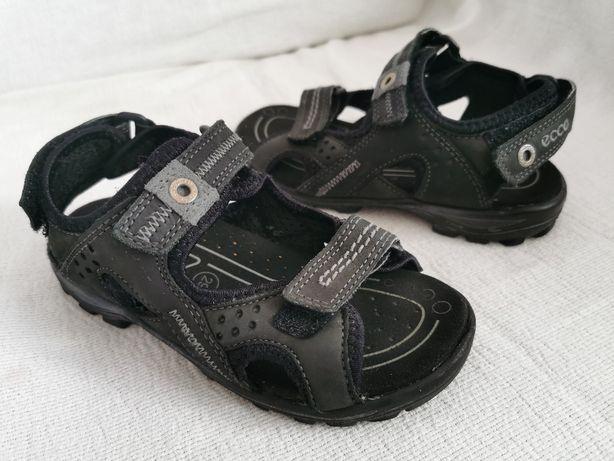 ECCO URBAN SAFARI sandały skórzane dziecięce r 29