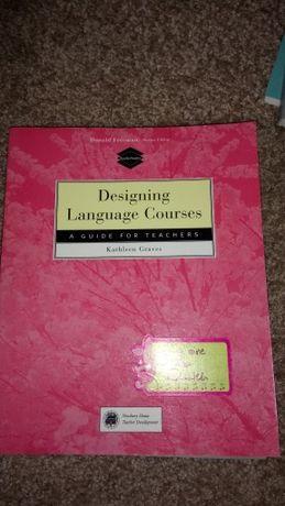 Desinging language courses