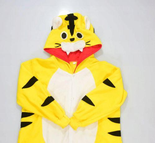 kostium przebranie tygrys 6/7L-122cm