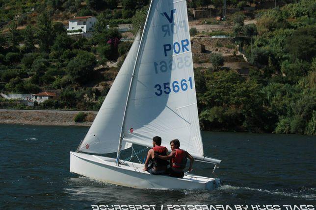 Barco à Vela - Vaurien