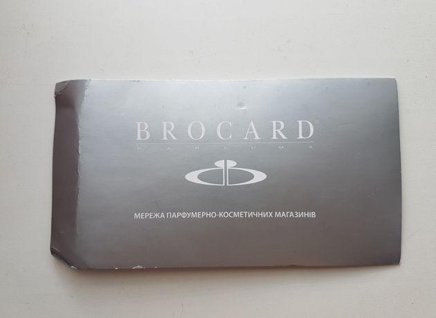 "Подарочная карточка ""Brocard"" на 250 [ Брокард ]"