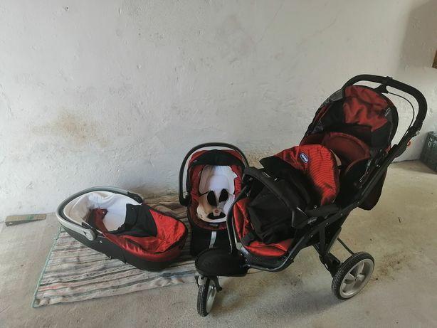 Carrinho Bebé Chicco