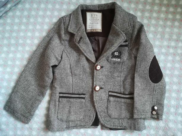 Піджак 4 р,пиджак KTS,пиджак коттон,жакет модний,піджак теплий