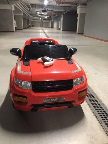 Samochód na akumulator Xplorer jak nowy