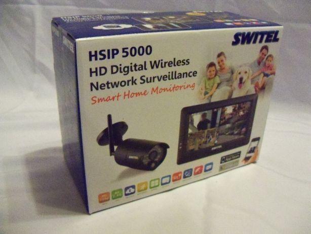 Zestaw Kamer Monitoringu Bezprzewodowy. 2mpx WIFI ,FULL-