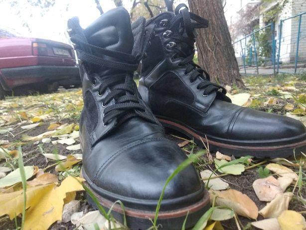 Boots Zara Man 45 / Мужские ботинки