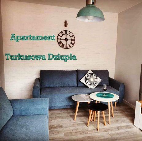 Apartament Turkusowa Dziupla nad morzem -od 20.6-27.06 kontakt whotsap
