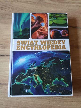 Książka Świat Wiedzy Encyklopedia Fenix Nowa