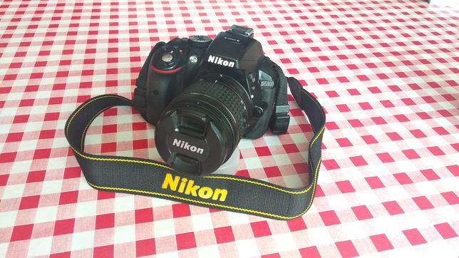 Nikon D5300 штатив і сумка у подарунок! У комплекті 2 об'єктиви.