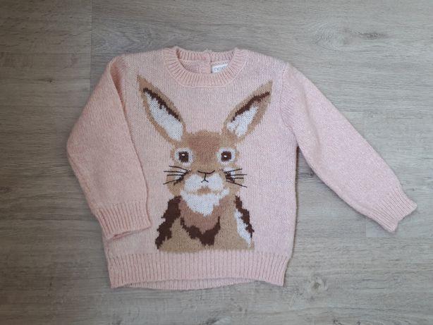 Вязаный свитерок next
