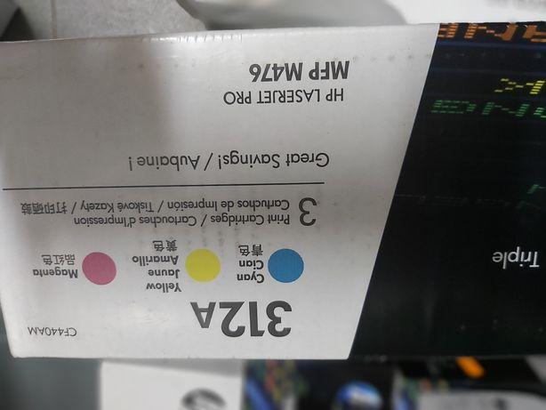 Toner HP 312A CYM