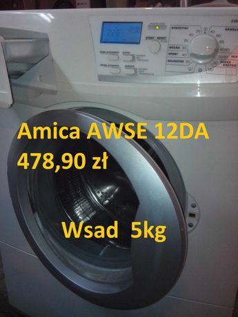 Pralka 5kg_super stan, POLSKA jakość, AMICA 5kg, na długiej gwarancji