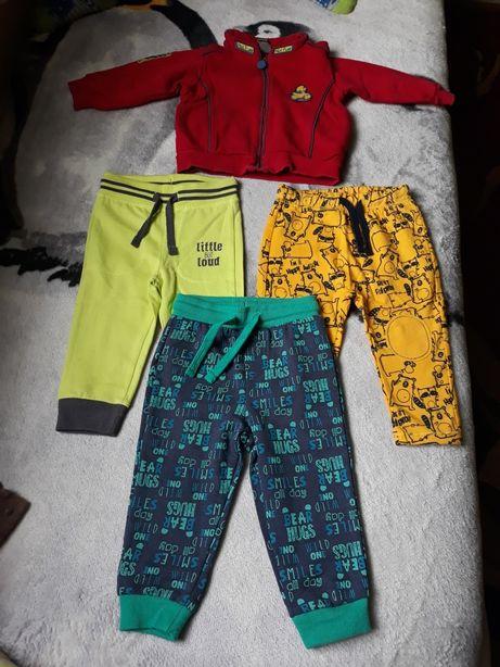 Nowe Ubrania chłopięce r 80