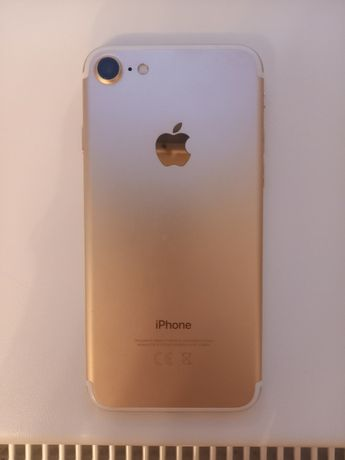 Iphone 7 Gold 32 GB.