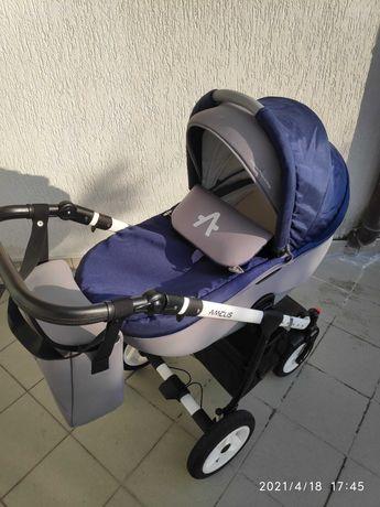 Wózek dziecięcy 2 funkcyjny