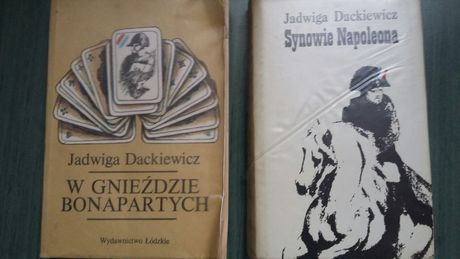 Jadwiga Dackiewicz Synowie Napoleona, W gnieździe bonapartych