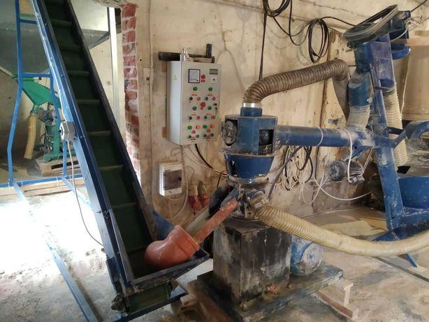 Linia do produkcji pelletu
