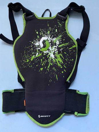 защита спины, панцирь для спорта skott d30 на рост 124-140 см.