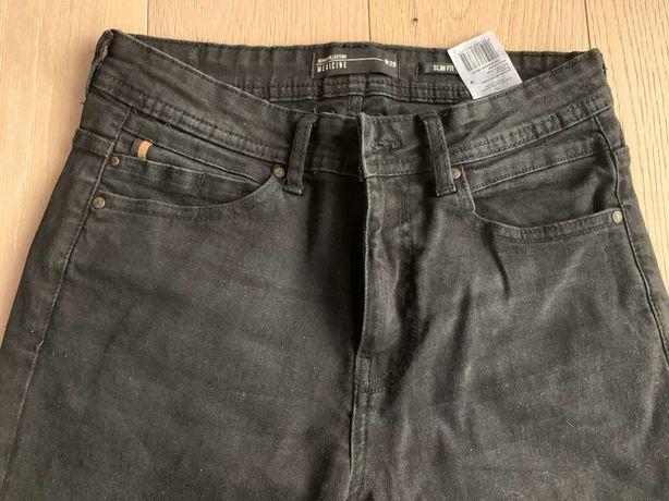 Nowe Czarne jeansy Medicine Basic