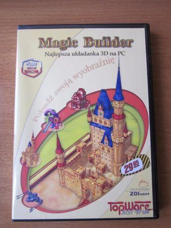 "Gra PC ""Magic Builder"" - stan idealny"