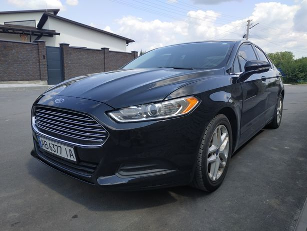 Ford Fusion USA 2.5 SE 2016 рік