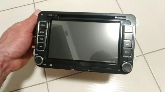 Nowe Radio Volkswagen / Skoda dotykowe RNS 510 315 GPS kamera DAB+ 310