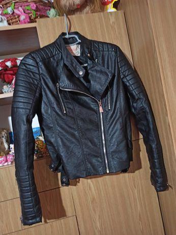 Куртка косуха демисезонная еко кожа
