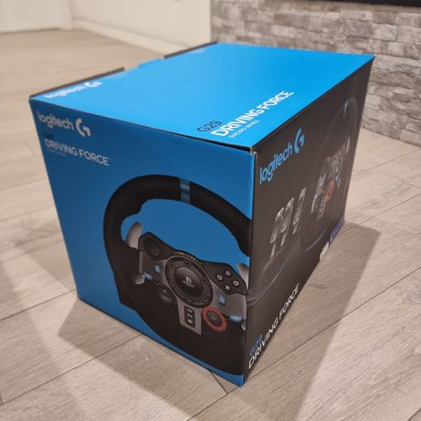 Volante Logitech G29 PC PS - Novo - 2 Anos Garantia