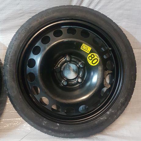 "Kolo dojazdowe zapas 5x110 16"" GM Opel Saab"