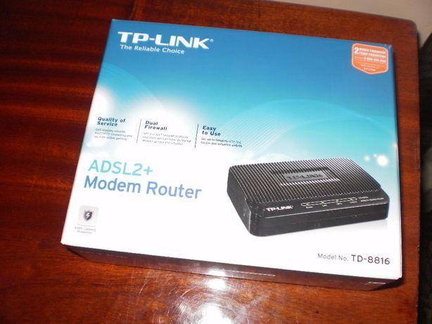 Modem Router TD - 8816