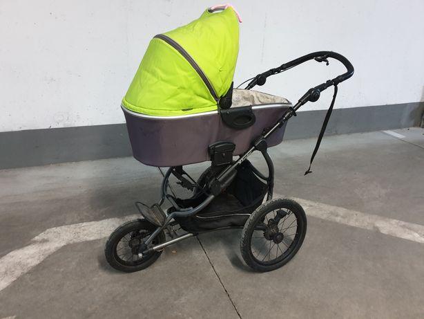 Xlander xrun wózek biegowy
