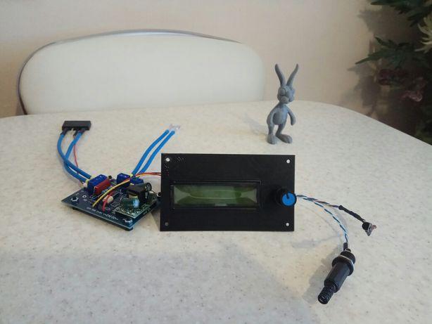 Контроллер контактной точечной сварки с регулировкой, 2 импульса