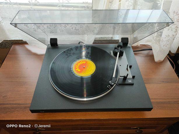 DUAL Sprawny Wysokiej Klasy HIFI Gramofon Deck Model CS-415.2