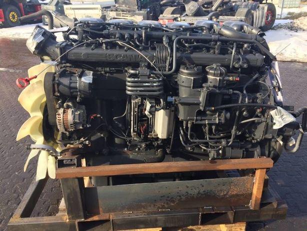 Scania Двигатель dt1212 dc1104 dc12 dc13 dc9
