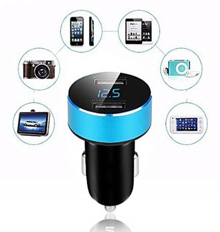 Зарядное устройство 3.1A 5V. 2 USB