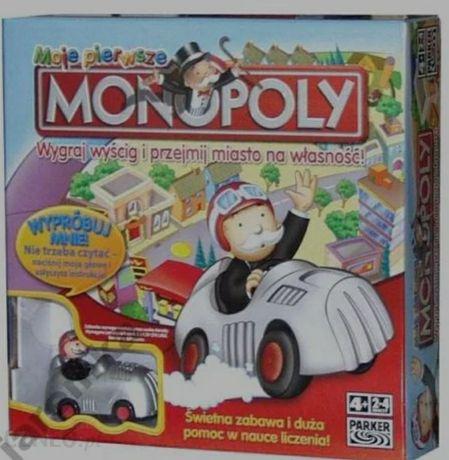 Moje pierwsze monopoly