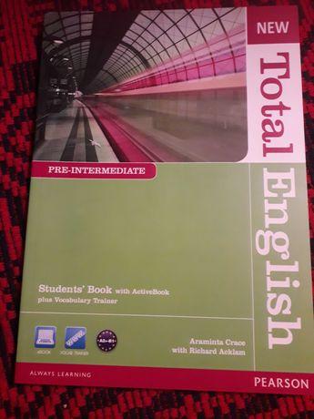 New Total English PRE-INTERMEDIATE (książka)