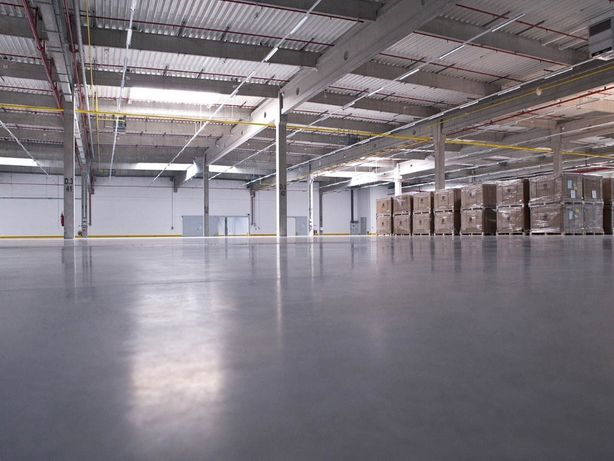 Промислові бетонні підлоги, промислова підлога, перекриття
