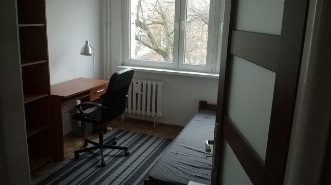 Pokój w centrum Wrocławia dla jednej osoby (rachunki w cenie)