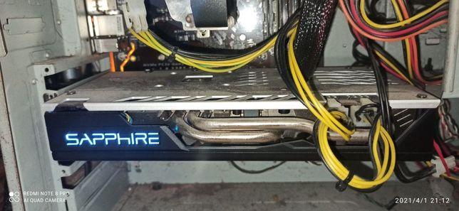 Видеокарта Radeon RX 570 4 gb