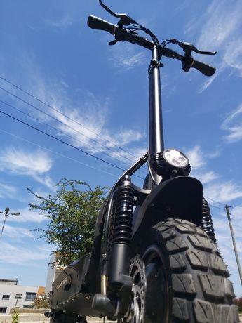 Trotinete - Crossover X2 Pro 2400w  Smartgyro- OffRoad / Estrada