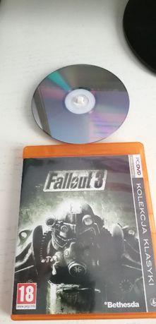 Gra na PC Fallout 3 GOTY (Pomarańczowa kolekcja Klasyki)