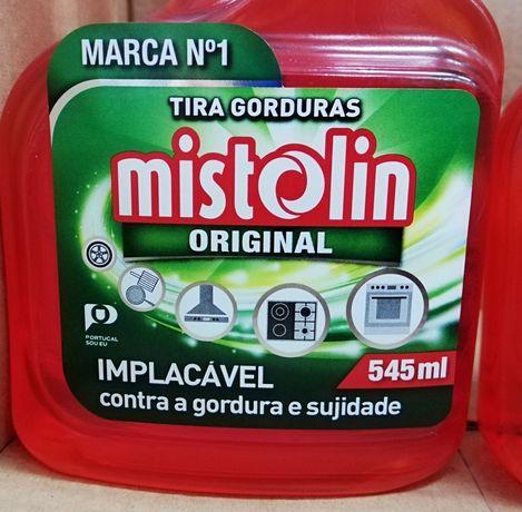 Mistolin Recarga / Pistola Caixa 12 uni.