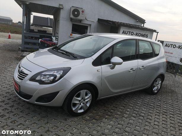Opel Meriva 1,4 T Benzyna Niemcy Ładna 5 Osbowy