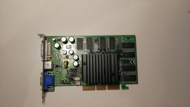 Karta graficzna  MSI nVidia Geforce FX 5200, 126MB