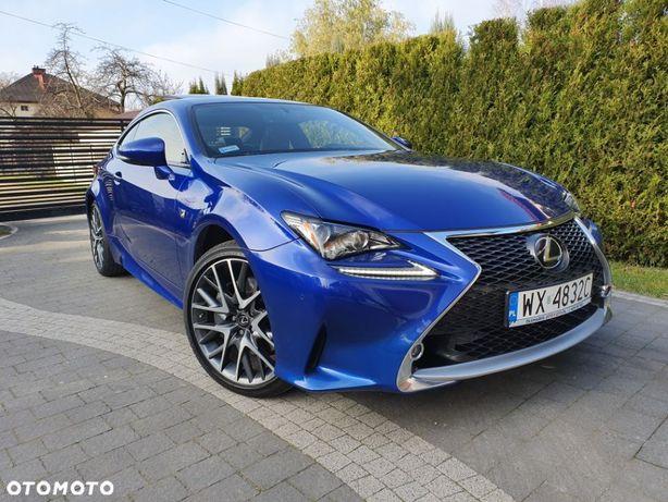 Lexus RC Sport!! 3.5 V6!! 4x4!! Stan Idealny!! Cena netto95113pln!!